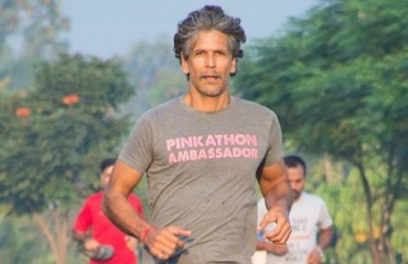 The Great India Run: Milind Soman to run from Ahemdabad to Mumbai covering 570 kms