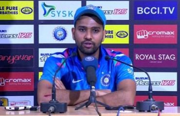 'Inspiring' Kumble's never-say-die attitude is what team India needs right now, says Rohit Sharma