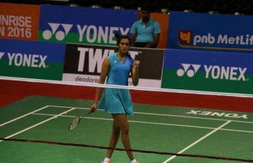 Fans and fellow shuttlers send their birthday wishes to Sindhu via Twitter