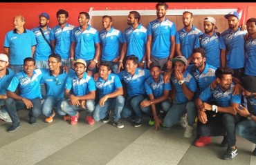 Fortifying Rio Olympic hopes, the men's hockey team returns to India