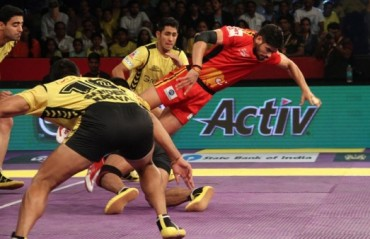 PKL by Numbers: The Titans let down by faulty defence once again in loss to Bengaluru