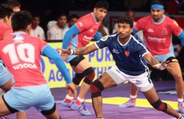 Jabra Jaipur leave opponents jaded, destroy Dabang Delhi in massive victory