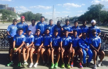 Indian Junior Hockey Team look to learn and emulate senior team in EurAsia Cup