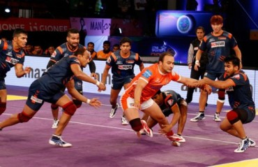 Pune go top, Bengal hit bottom: the Paltan capitalize on the warriors' lacklustre strategy