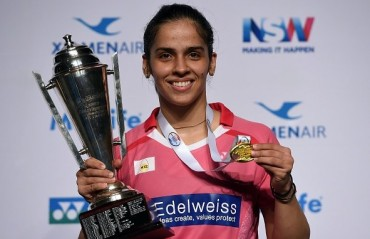 Will carry similar approach to Rio like I did in Australia; focused only on badminton: Saina