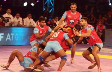 Jaipur Pink Panthers plot Bengaluru Bulls' downfall