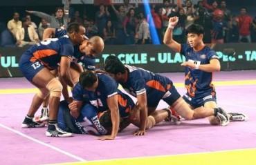Sunil Jaipal helps Bengal Warriors overcome Puneri Paltan