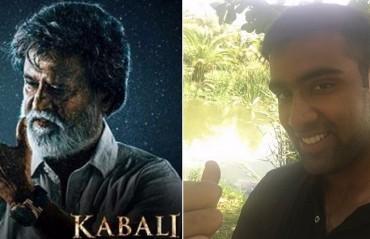 It's Kabali time for former CSK players Ashwin and Raina