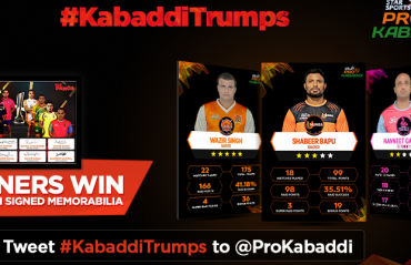 Pro Kabaddi introduces 'Kabaddi Trumps' to engage more fans on Twitter