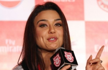 Preity denies that she accused her players of throwing matches in IPL