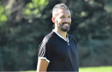 COACH CONTROL: Zambrotta is a curious choice from Dynamos, but not an ideal one