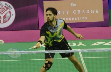 Kashyap upset with the loss but positive & happy to be back on court