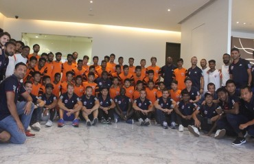 Pune City suffer double blow; marquee Eidur Gudjohnsen and Andre Bikey out with injury