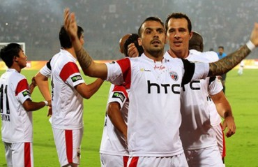 FOREIGN ASSETS: NEUFC's smart recruitment has made them a credible force in every department