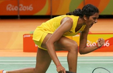 Sindhu signs an endorsement deal worth Rs. 50 crore, highest for a non-cricketer