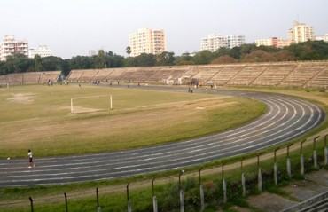 STADIUM STORIES: A lot like the maidan of old Rabindra Sarobar is a classic footballing venue