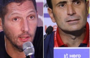 Regret the penalty, not the result: Materazzi positive after Chennaiyin's draw with ATK