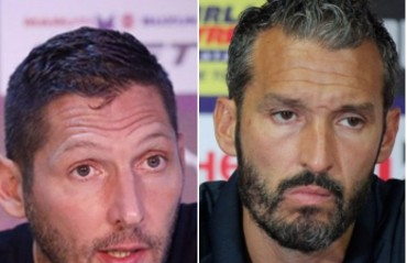 PRE-MATCH QUIPS: Clash of the Italian coaches