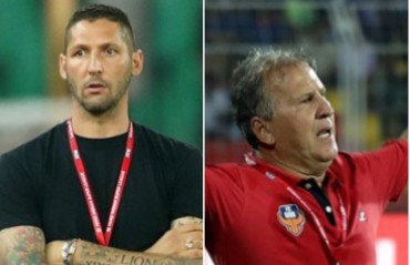 Zico: Maybe nothing is going for us right now; Materazzi:Came in with a whole new mentality