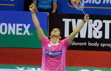 Saina appointed as the member of the IOC's Athletes' Commission