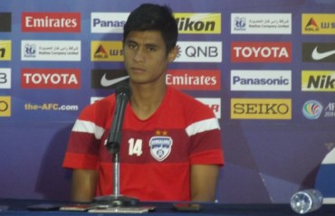 Eugeneson Lyngdoh says Bengaluru FC are raring to seize