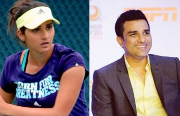 Manjrekar questions Sania's No.1 ranking status; gets reminded about common sense instead