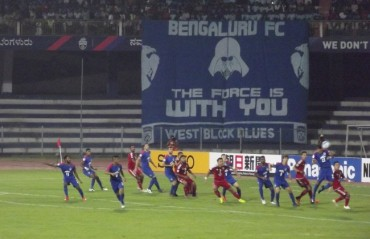 Play-by-Play: BENGALURU FC HAVE DONE IT! They beat Johor and made it to the AFC Cup final