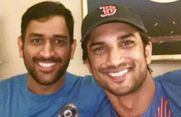 WATCH: Sushant Singh Rajput ace rapid-fire round on Dhoni's cricket trivia