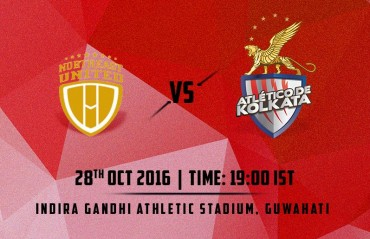 Play-by-Play: ATK make second half comeback to overturn NEUFC's lead, go top of the table
