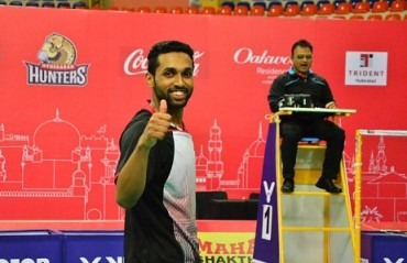 WATCH to know why HS Prannoy is sorry posing in front of the iconic Eiffel tower