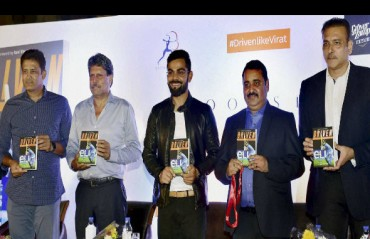 TFG Cricket Podcast: Review of Virat Kohli's book 'Driven'