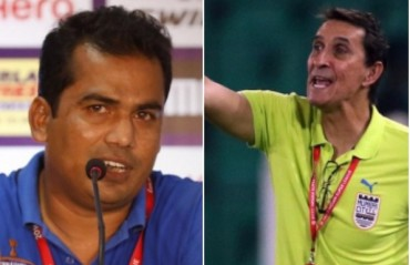 Chennaiyin asst. coach says his team players are unhappy with just a point; Guimaraes thinks the draw is a fair result