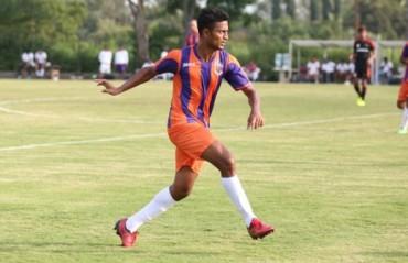 Dharmaraj Ravanan suspended for 2 games for intentionally stamping Dudu Omagbemi