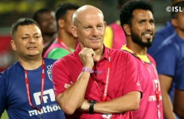 KBFC coach Coppell says the game was won by his players, not the referee