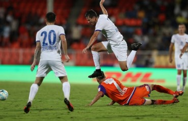 Play by Play - Lyngdoh brings hope to Pune's campaign; Mumbai denied by Bete- ISL
