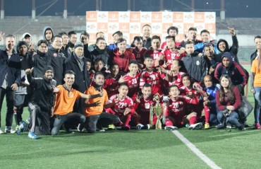 Lajong make SPL history, win the league third time in a row