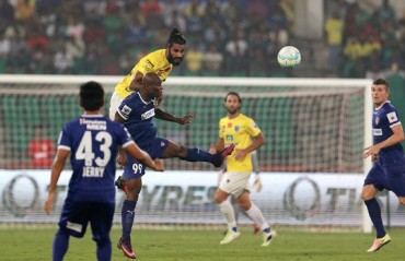 Play-by-Play: Vineeth veers the Blasters to victory over Chennaiyin in spectacular late turnaround