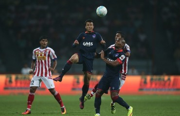 Play by play-Delhi end winning streak; ATK miss chance to go second-Delhi extend lead at top