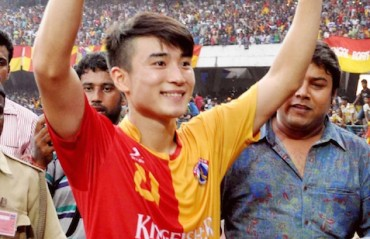 East Bengal part ways with star midfielder Do Dong-hyun