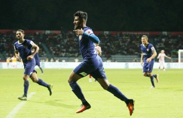 WATCH: Jayesh Rane speak about the goals he has set for the remainder of the ISL season