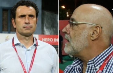 Molina: We cannot make such mistakes; Vingada: Our team was better than Kolkata