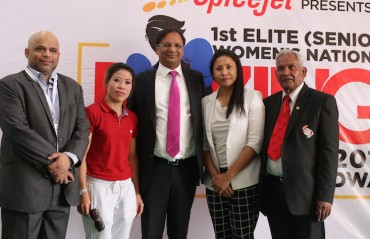 Boxing Federation of India kick starts the 1st Elite Senior Women's Nationals in Haridwar