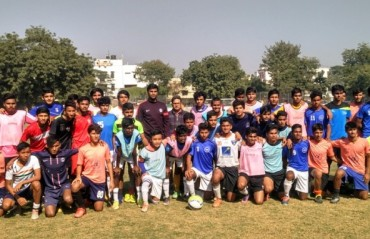 India U-17: trial at Kalyani 'successful' despite poor response from EB & MB, Delhi trial kicks off