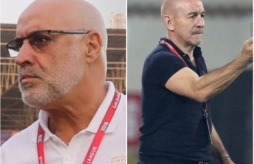 Vingada believes NorthEast fought well to earn the three points ; Habas not happy about few on-field incidents