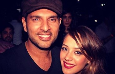 SWEET N SIMPLE: Yuvraj and Hazel look forward to a low-key wedding on Nov 29