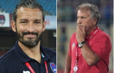 Zico: FC Goa shouldn't have participated in this edition of ISL; Zambrotta: Going step-by-step is the motto