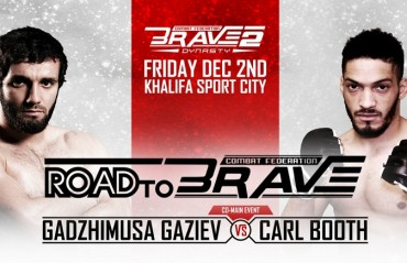 Play by Play: Brave 2 Delivers, Gurudarshan Gets huge win, Carl Booth knocks out Gaziev