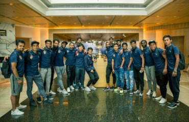 WATCH:  Underwater Mannequin Challenge by outgoing champs Chennaiyin FC