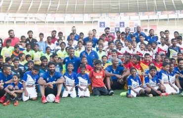FC Goa kicks off the Junior Gaur U-10 league