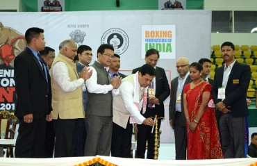 Boxing Federation of India commence the 1st Elite Senior Men's Nationals in Guwahati
